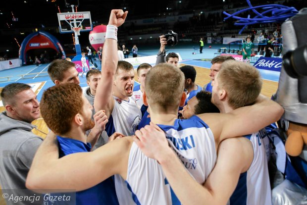 Wizerunkowy sukces koszykarskiego klubu w Toruniu