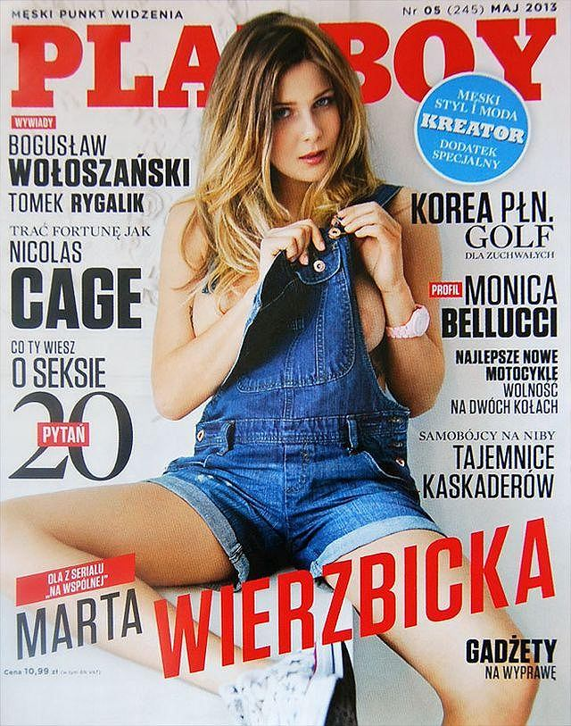 Marta Wierzbicka.