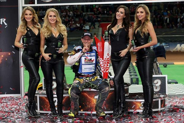 Fredrik Lindgren, zwycięzca Grand Prix Polski