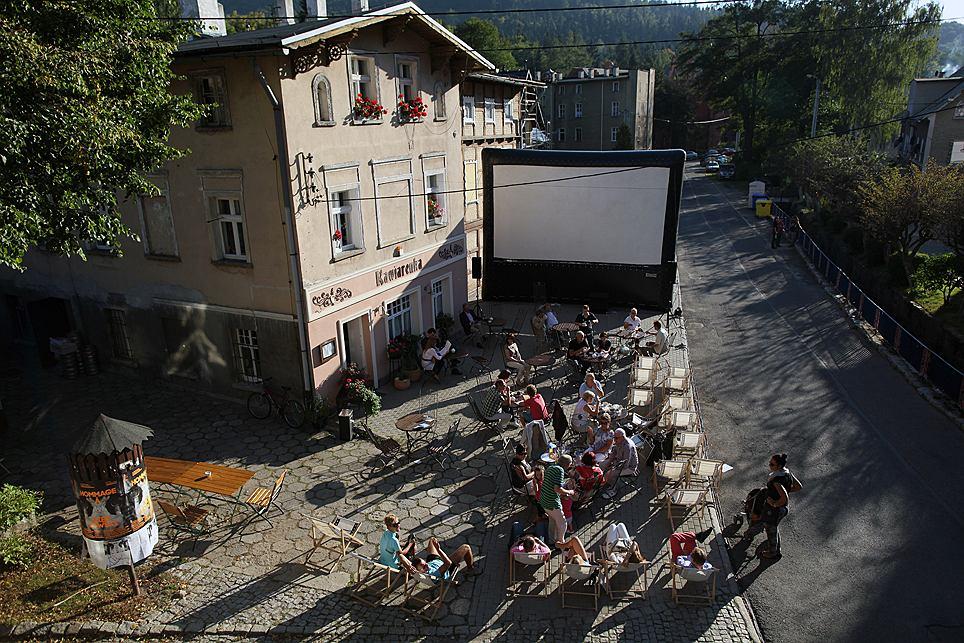 Sokołowsko: Festiwal Hommage a Kieślowski / materiały prasowe