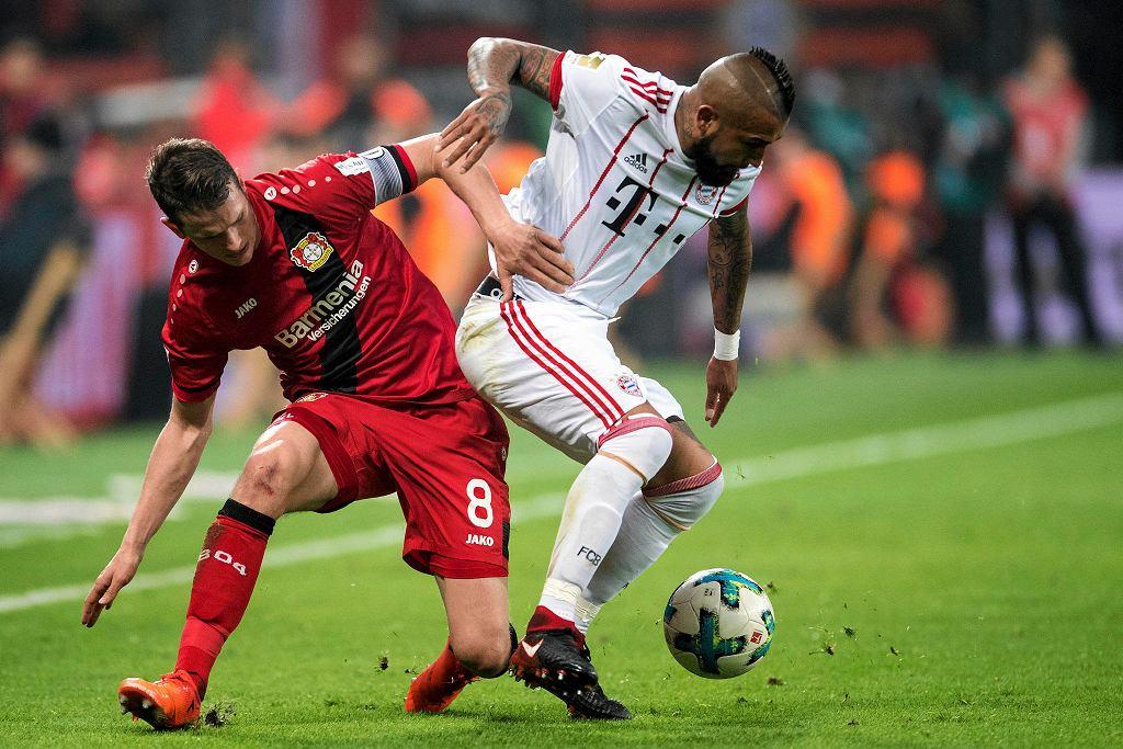 Zdjęcie numer 3 w galerii - Bundesliga. Bayern pokonał Bayer. Lewandowski poza składem