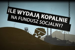 Ile wydaje Kompania Węglowa na fundusz socjalny?