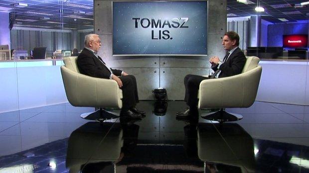 """Trzeci odcinek programu """"Tomasz Lis"""": Jerzy Stępień i Dorota Wellman zastanawiają się, co się stało z polską demokracją"""