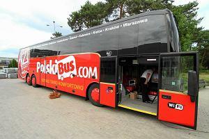 Kierowca Polskiego Busa zapomniał o przystanku