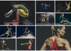 Reebok w obiektywie Carlosa Serrao - mięśnie i ruch