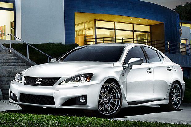 Lexus IS-F model 2014 | Nowy jak stary