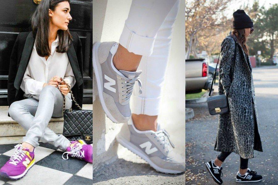 9b7c95fb31a Stylizacje z butami New Balance dla Niej i dla Niego