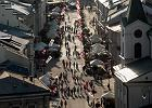 Tury�ci coraz ch�tniej odwiedzaj� Polsk�. W kt�rych miastach przyby�o ich najwi�cej?