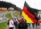 Kibice wspierają Michaela Schumachera