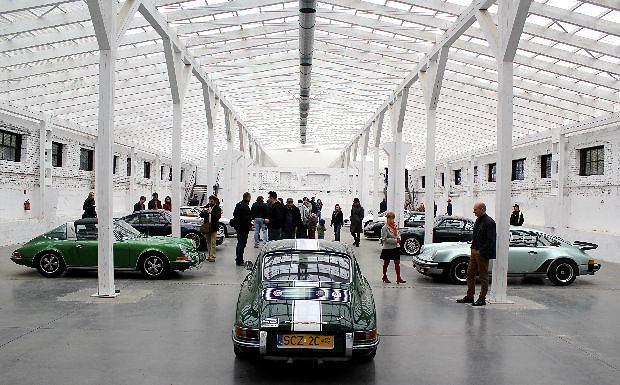 Wystawa 50 lat Porsche 911