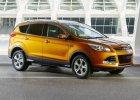 Ford Kuga | Nowe silniki i wyposa�enie