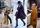 Jak nosić płaszcz oversize - stylizacje