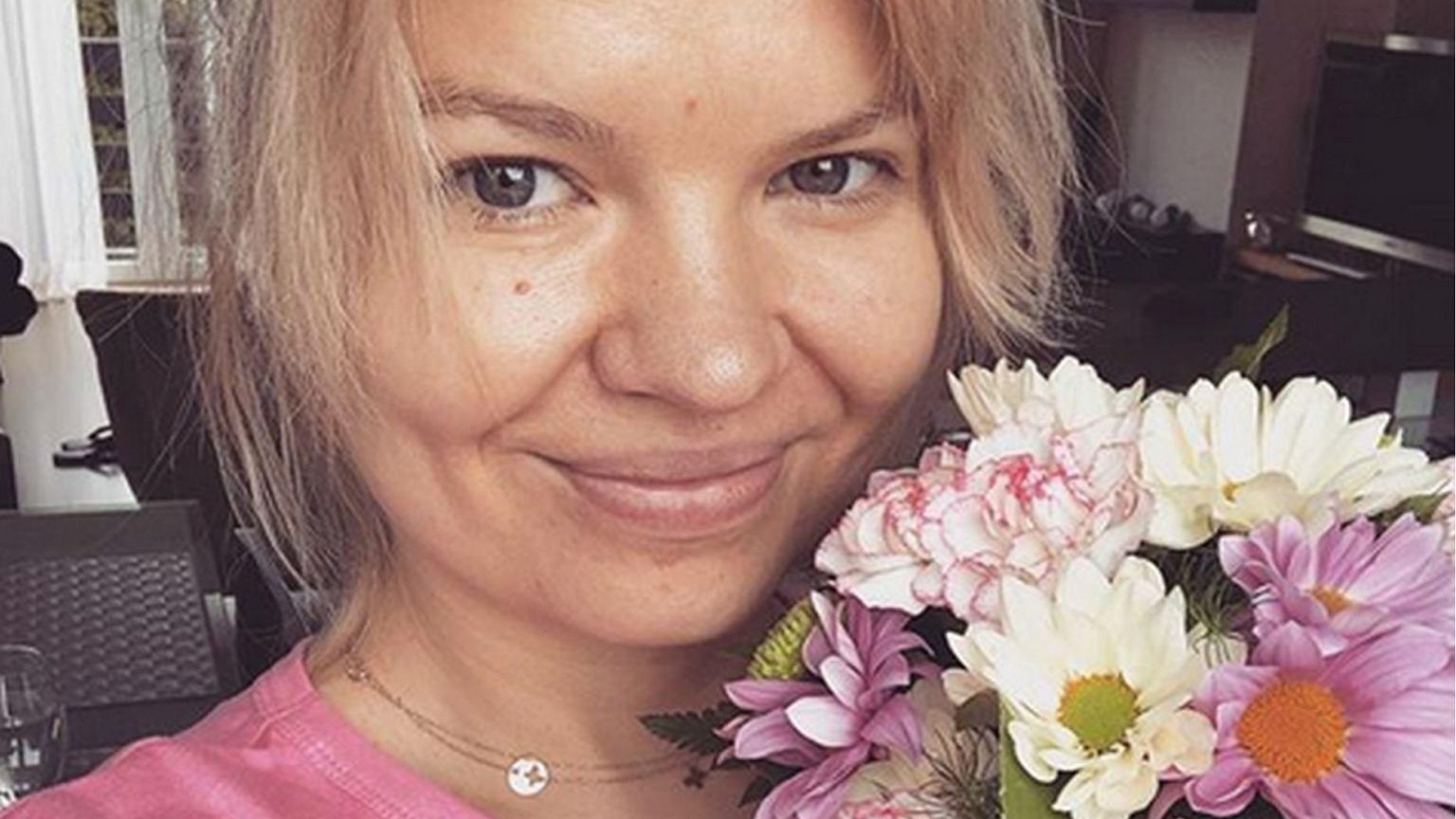 marta manowska wziela potajemny slub internautka dopytuje obraczka gratulacje
