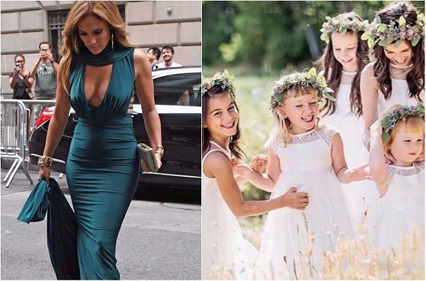 Nie wiesz, jak ubrać się na ślub? Po raz kolejny przychodzimy z pomocą. Przedstawiamy też śliczne sukienki dla dzieci, które też wybierają się na wesele ;)