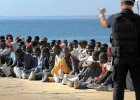 Wielka operacja ratowania imigrant�w na Morzu �r�dziemnym. U wybrze�y Libii podj�to z wody 3,5 tysi�ca os�b