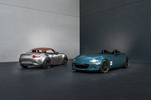 SEMA 2015 | Dwa ultralekkie koncepty Mazdy