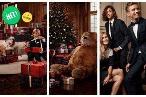 Tommy Hilfiger - świąteczna marka kampanii - musisz ją koniecznie zobaczyć