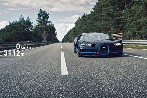 Bugatti pracuje nad luksusową limuzyną
