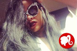 Rihanna z siwymi w�osami - ona nie boi si� eksperyment�w na g�owie. Przypominamy jej najbardziej spektakularne przemiany