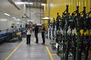 Największy polski producent rowerów przejmuje holenderską spółkę