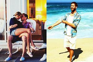 Taylor Swift, Tom Hiddleston i Calvin Harris