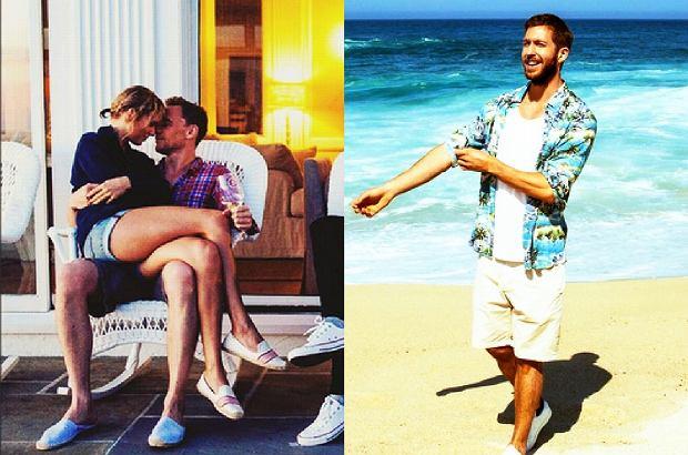 Tom Hiddleston nie wstydzi się swojej miłości do Taylor, a zdjęcia z ich romantycznego weekendu obiegły już cały świat i Instagram. Jak zareagował na nie Calvin Harris? Nietypowo.