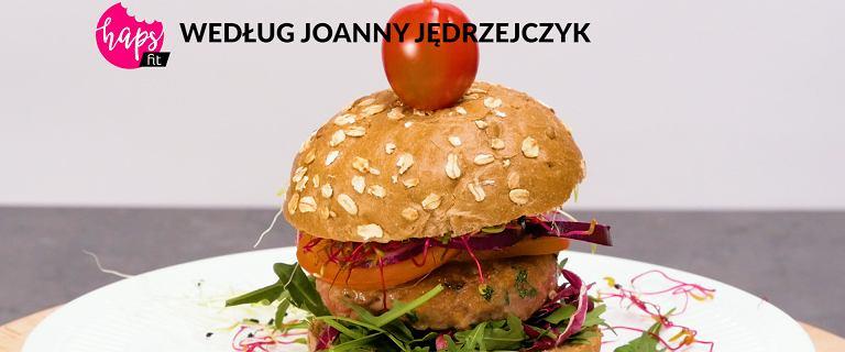 Burger zwycięzcy. Istny kulinarny nokaut