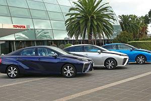 Toyota Mirai | Czas na Australi�