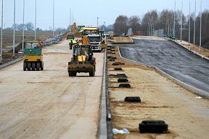 Ponad 2 mld zł dofinansowania z UE na budowę 120 km dróg szybkiego ruchu