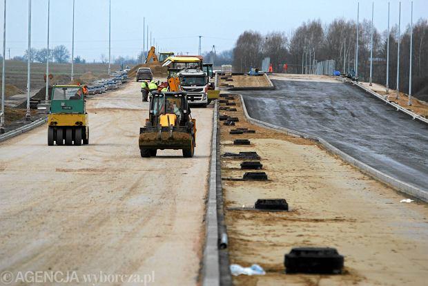 Prawie 700 mln zł na inwestycje drogowe w Polsce wschodniej