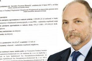 Dobry rok w SKOK. Brat Biereckiego zarobił 2,7 mln zł