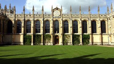 Oxford College w Oxfordzie