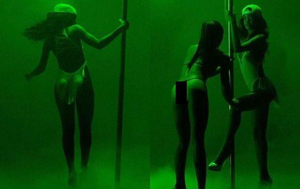 Rihanna ta�czy na rurze i wypina pup� w nowym teledysku. Kogo� to jeszcze szokuje?