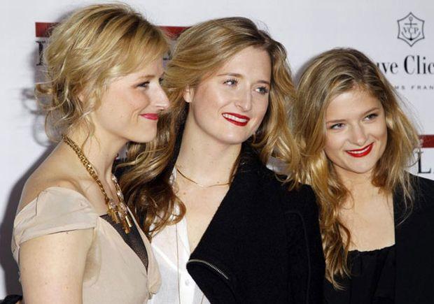 Mamie, Grace, Louise Gummer