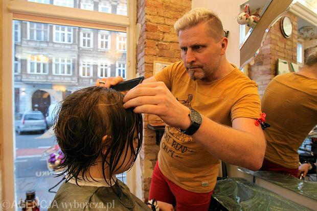 Jacek Karolczyk Salon Fryzjerski