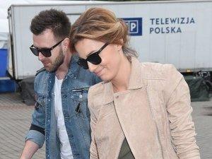 Agnieszka Popielewicz i Grzegorz Hy�y