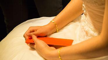 Zastanawiasz się 'ile na wesele'?