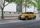 Nowe Suzuki Vitara - lepszy wygląd, wydajniejsze silniki