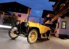Audi Typ C Alpensieger | Alpejski zwycięzca