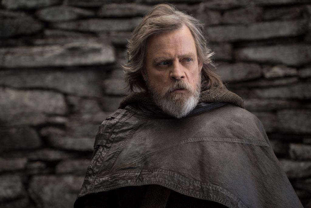 'Gwiezdne wojny: Ostatni Jedi': Mark Hamill jako Luke Skywalker / John Wilson / AP