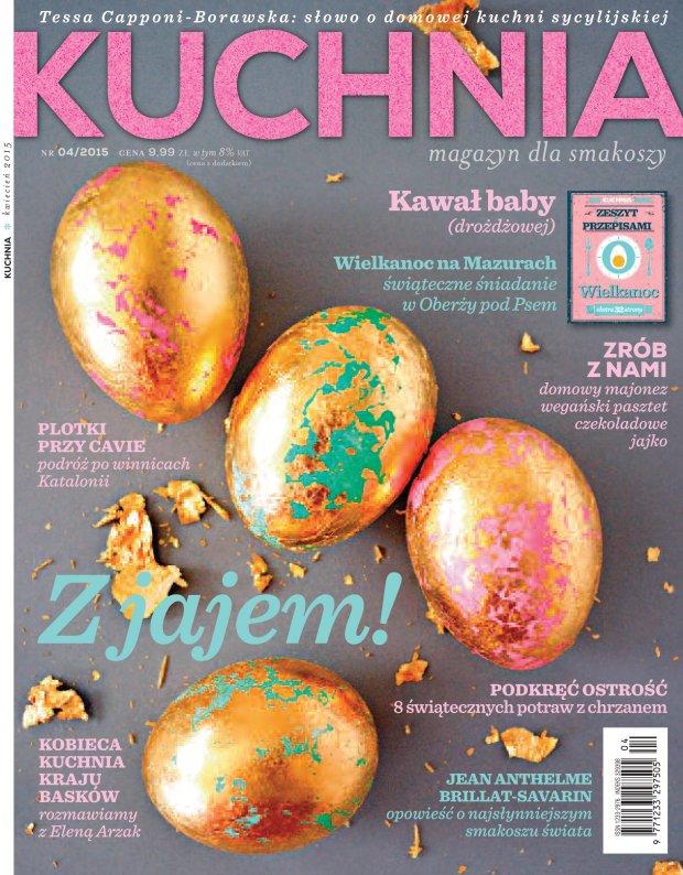 Kwietniowa Kuchnia ju� w kioskach - w �rodku 73 KUPONY RABATOWE, ZNI�KI DO 45%! ZAPRASZAMY DO SKLEP�W!