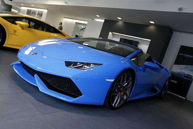 Lamborghini Otwiera Salon W Polsce Wszystko O