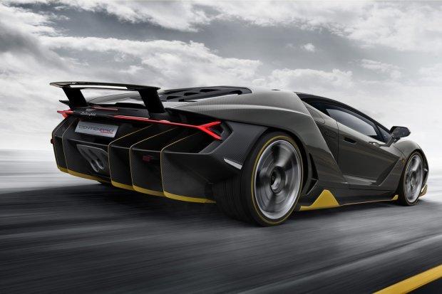 Lamborghini Centenario | Dzie�o sztuki w ruchu
