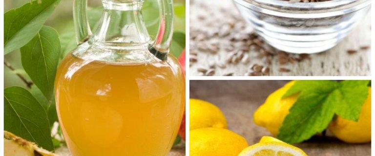 Woda z cytryną, len mielony, a może ocet jabłkowy? Od czego najlepiej zacząć dzień