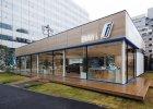 """BMW otwiera w Japonii """"zielony"""" salon"""
