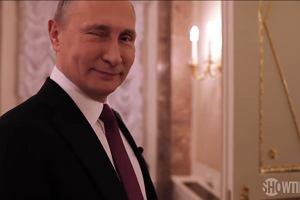 """The Putin Interviews"". Oliver Stone pyta prezydenta Rosji o Snowdena i KGB"