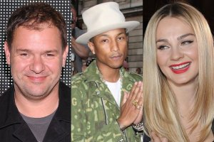 Tomasz Karolak, Pharrell Williams, Ma�gorzata Socha