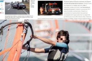 Tajemniczy wypadek busa z młodymi żeglarzami. Dlaczego kierowca uciekł?