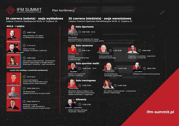 agenda konferencji