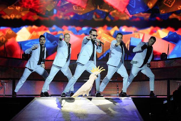 Koncert Backstreet Boys